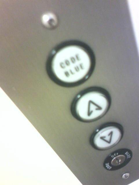 Code Blue Button Code Blue Button