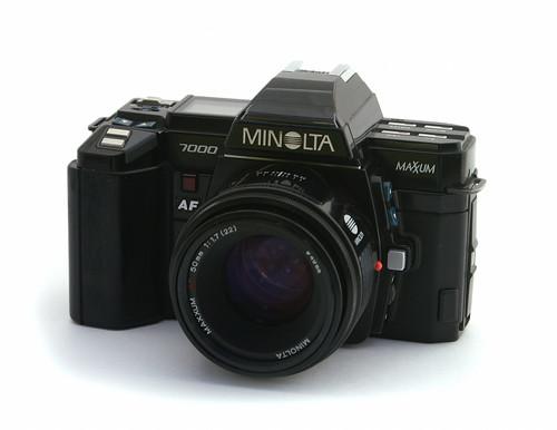 Minolta 7000 Pictures Minolta Maxxum 7000 | by