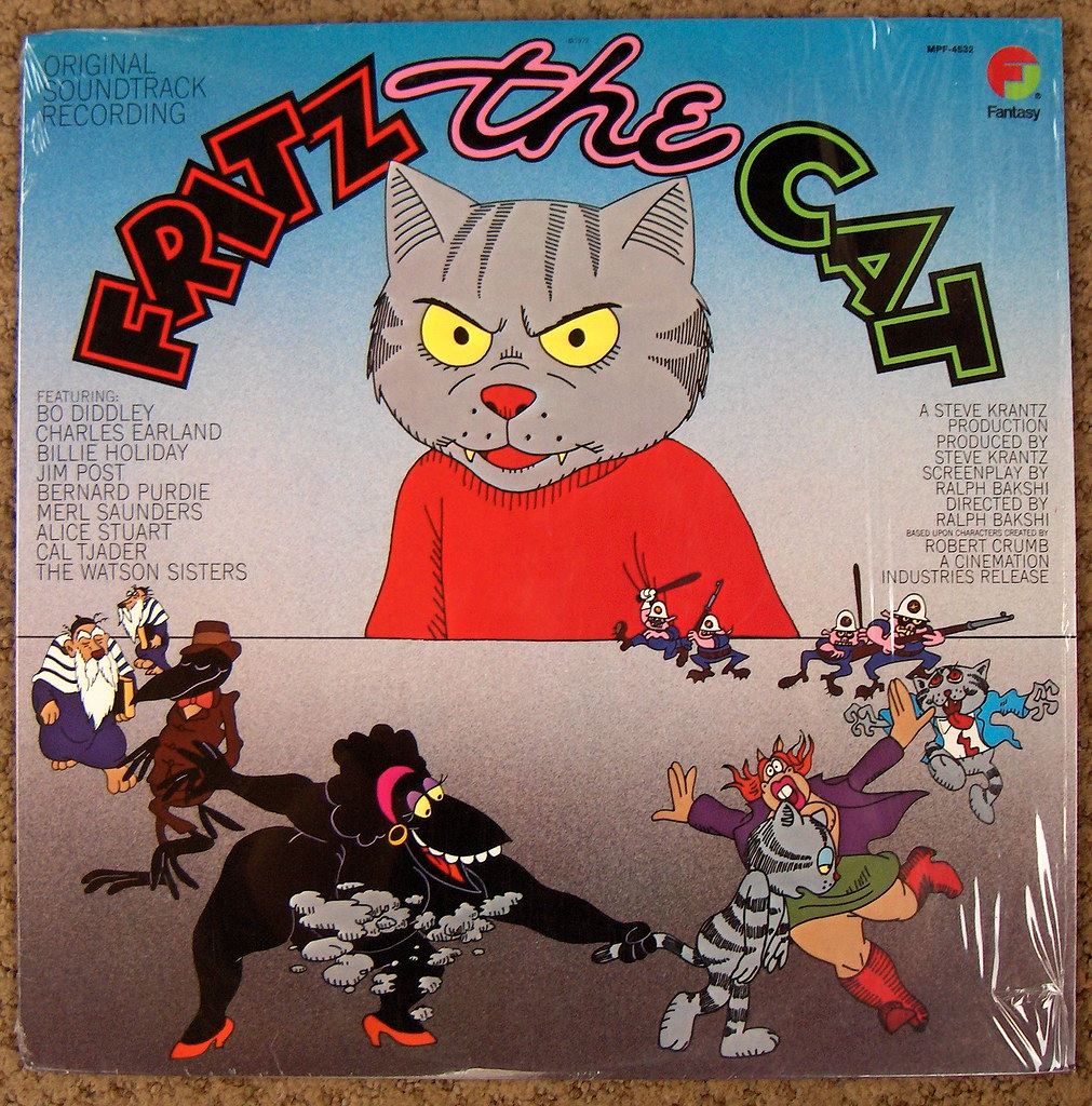 fritz the cat subtitulada online dating Fritz the cat completa subtitulada fritz el gato caliente systtt  fritz the cat nine lives comic trailer 2nd part soundtrack bakhsi crumb tom .