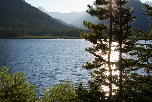 Sunlight on the Lake | by Robby Edwards