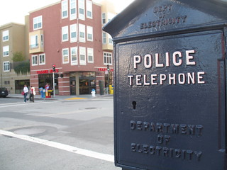 Police telephone | by sfllaw