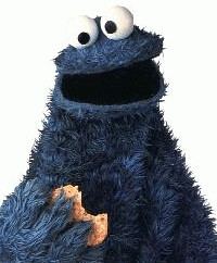 Cookie Monster | by Mr Azza