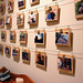 Cheap, Easy Photo Display Wall
