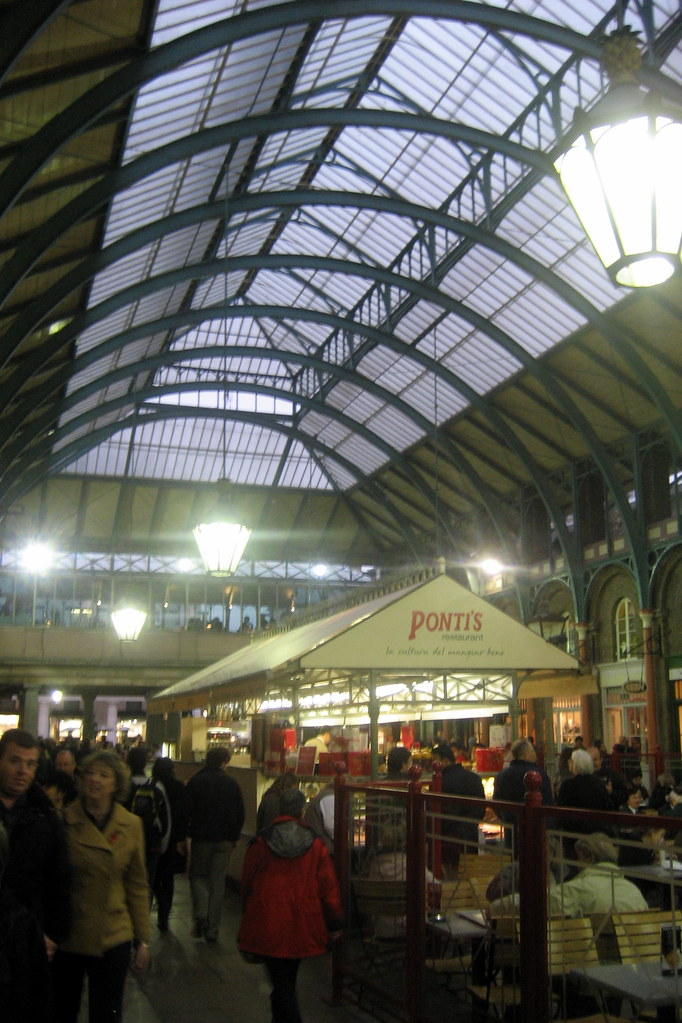 Uk London Covent Garden The Piazza Central Market Flickr