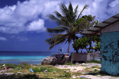 The Marshall Islands - Majuro - Contrast | by mrlins