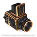 Gold Hasselblad 500C/M 30th Anniversary