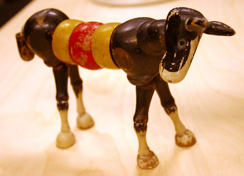 Toy horse | by Frankie Roberto