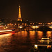 Seine and the Eiffel Tower