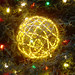 Daley Plaza Christmas Tree: Yellow Ornament