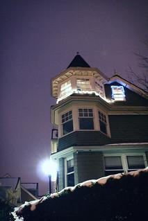 christmas lights | we put up christmas lights around the tur… | Flickr