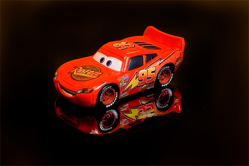 D Lightning Mcqueen Cake Tutorial