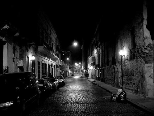 Las calles de San Telmo
