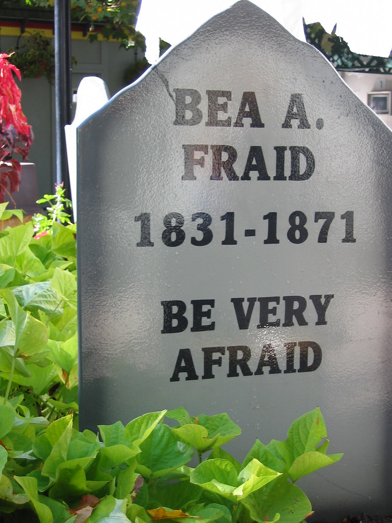 funny tombstone for halloween | my lawyer's better than your… | flickr