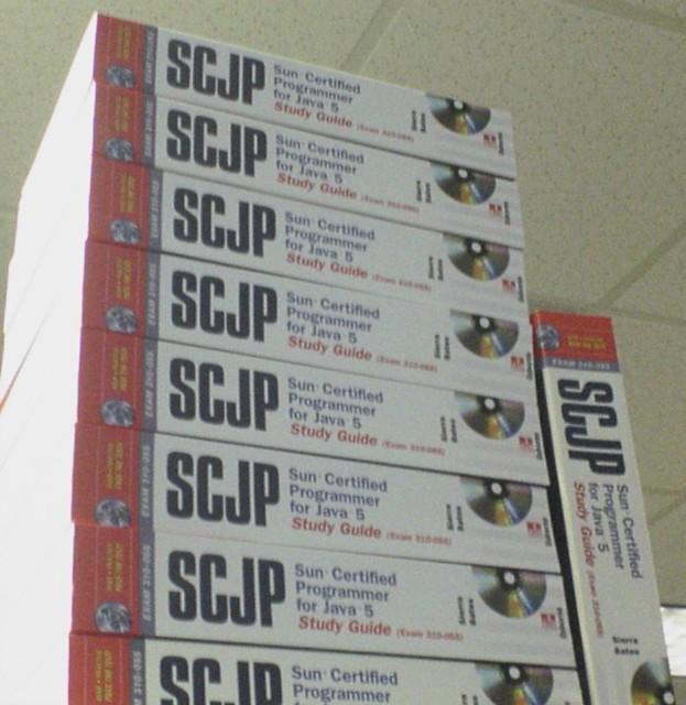 java scjp certification stack   JAWspeak   Flickr