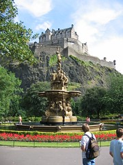 Edinburgh Castle from Park | by Randy Son Of Robert