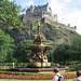 Edinburgh Castle from Park