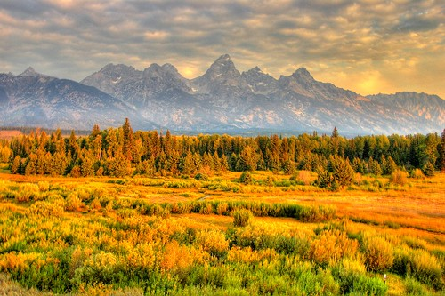 Teton Twilight | by Jeff Clow