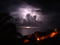Thunder above Madeira waters - Madeira Portugal | by Madeira Island