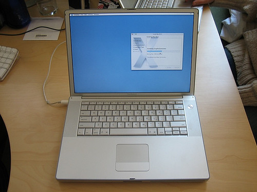 powerbook g4 for sale apple powerbook g4 15 widescreen flickr. Black Bedroom Furniture Sets. Home Design Ideas