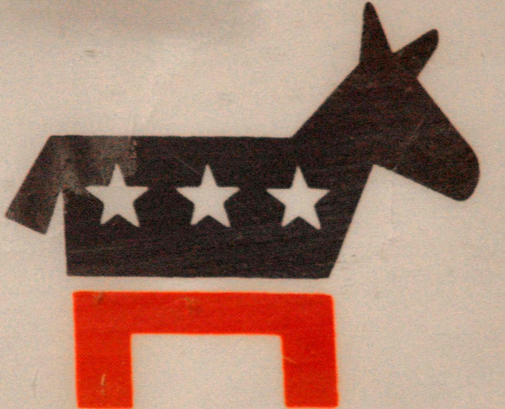 Democratic Party Symbol Did You Know In The 1790s The Fe Flickr