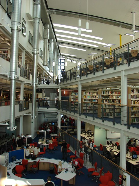 university of the east tyk library