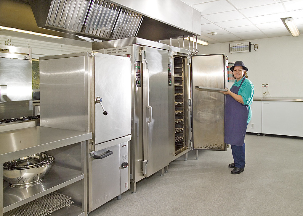 Moffat Cr20 Regen Ovens In School Kitchens 1400 Ysgol Y