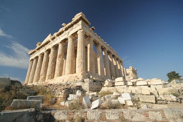 Parthenon Ancient Agora of Acropolis, Athens Greece | Flickr