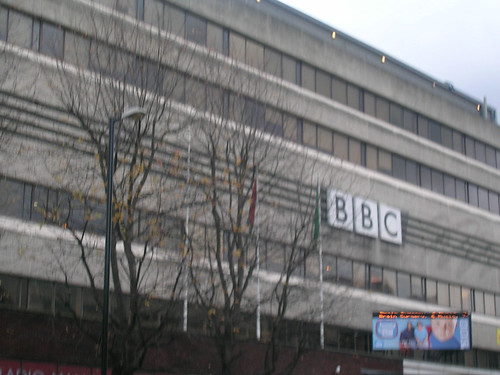 BBC Manchester, Oxford Road | by Gene Hunt