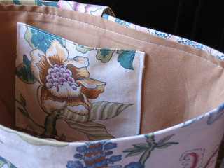 Re-Done Handbag, Interior Pocket | by ~ Liberty Images