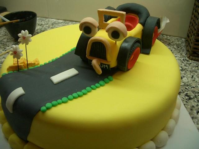 Brum Cake