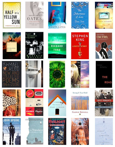Coverbrowsing the NY Times Notable Books - Fiction (H to Z) | by ryan christopher