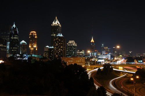 Atlanta Midtown Skyline | by k_p_russell