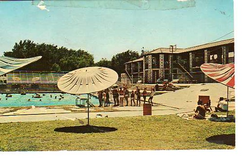 Postcard Comanche Springs 1968 Description Comanche Sprin Flickr