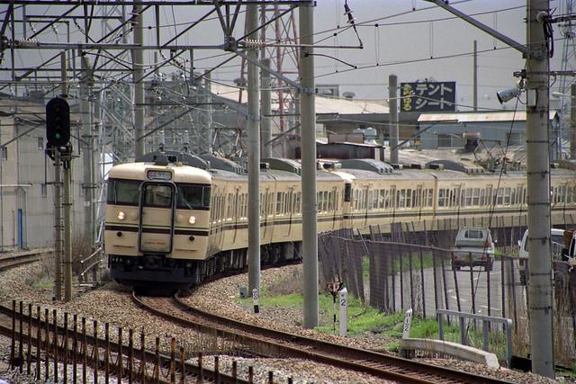 Jr福知山線脱線事故現場カーブの線路付け替え以前 Flickr Photo Sharing