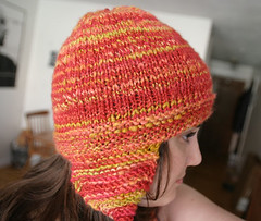 Handspun hat | by cinemaknits