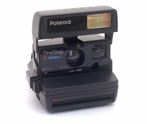 polaroid one step 600 film
