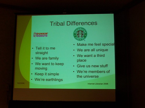 """Tribal Differences"" 