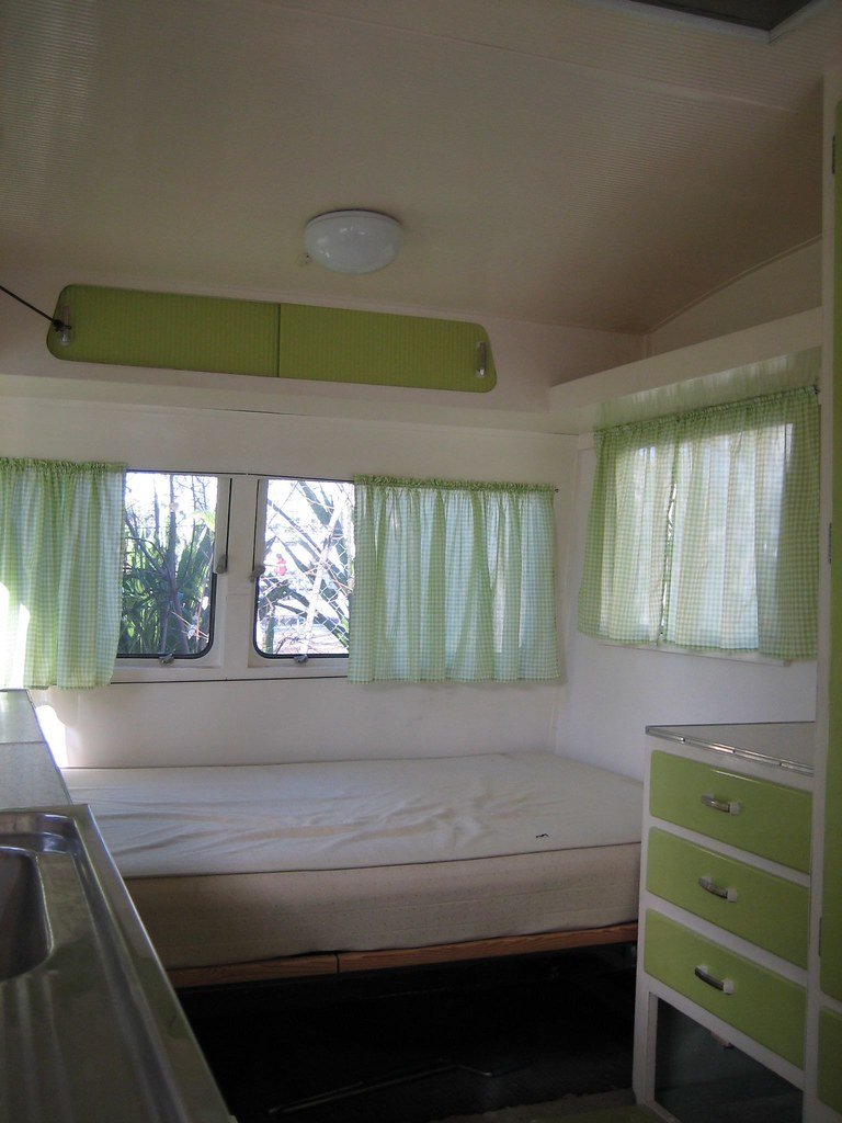 Caravan interior pre renovation mca good vibrations flickr Diy caravan interior design ideas