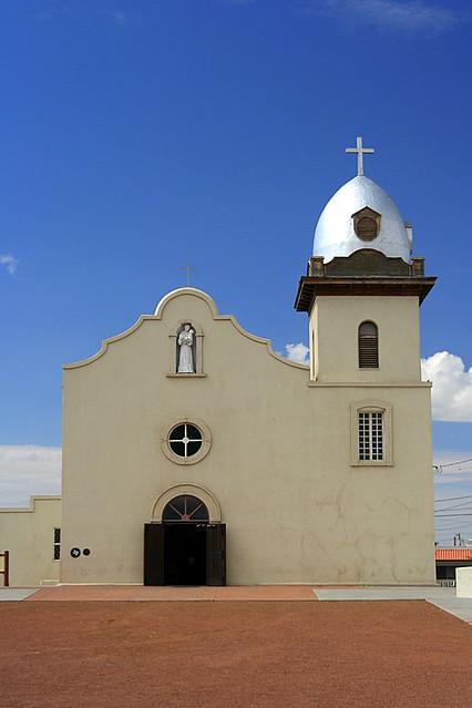 Ysleta mission | Misión de Corpus Christi de San Antonio de … | Flickr