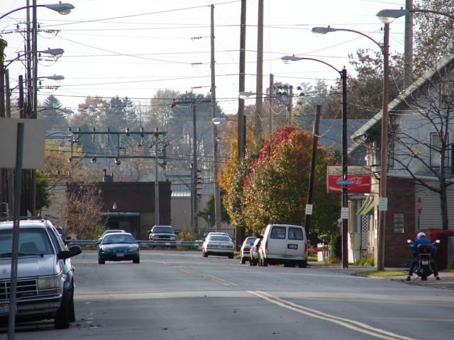 Barberton Ohio : Down Town Barberton Ohio rosebud12 Flickr
