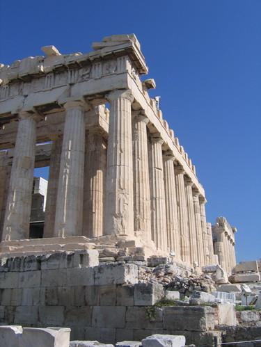 Temple of Athena Parthenos | a.k.a. The Parthenon | L.C.R ...