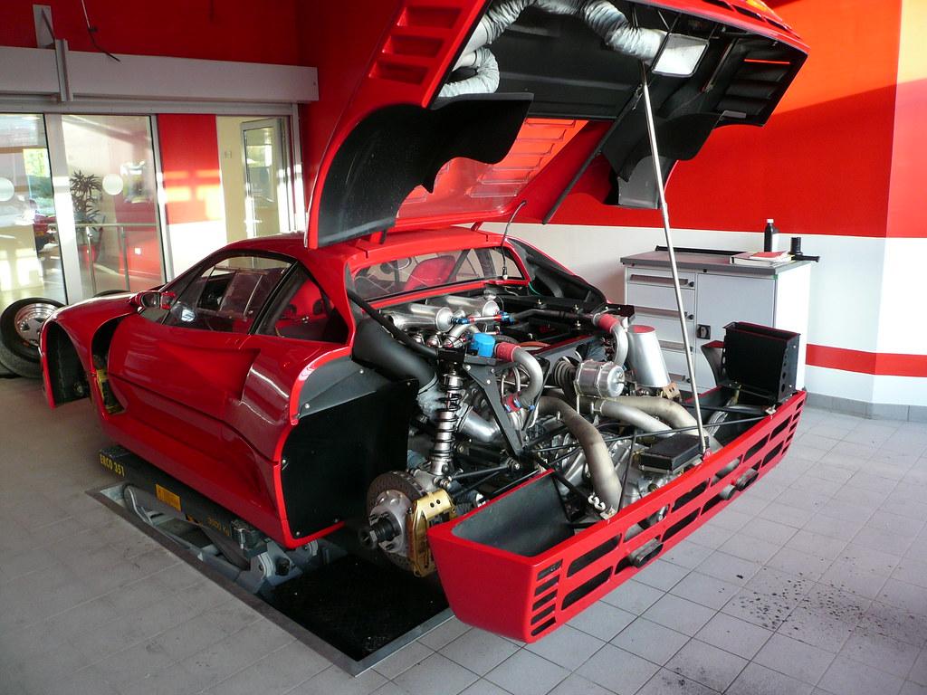 Ferrari 288 Gto Evoluzione Sweet Czd72 Flickr