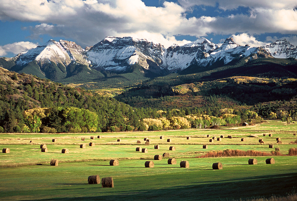 rrl ranch and mount sneffels ridgway colorado co flickr