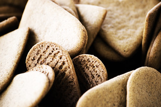 Gingerbread biscuit | by hepp