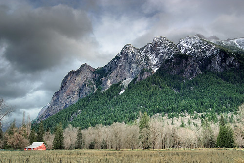 Mount Si elements | by vsz