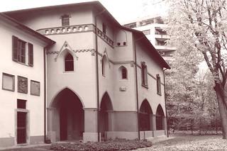 Villa puricelli guerra sesto san giovanni maurizio for Villa puricelli