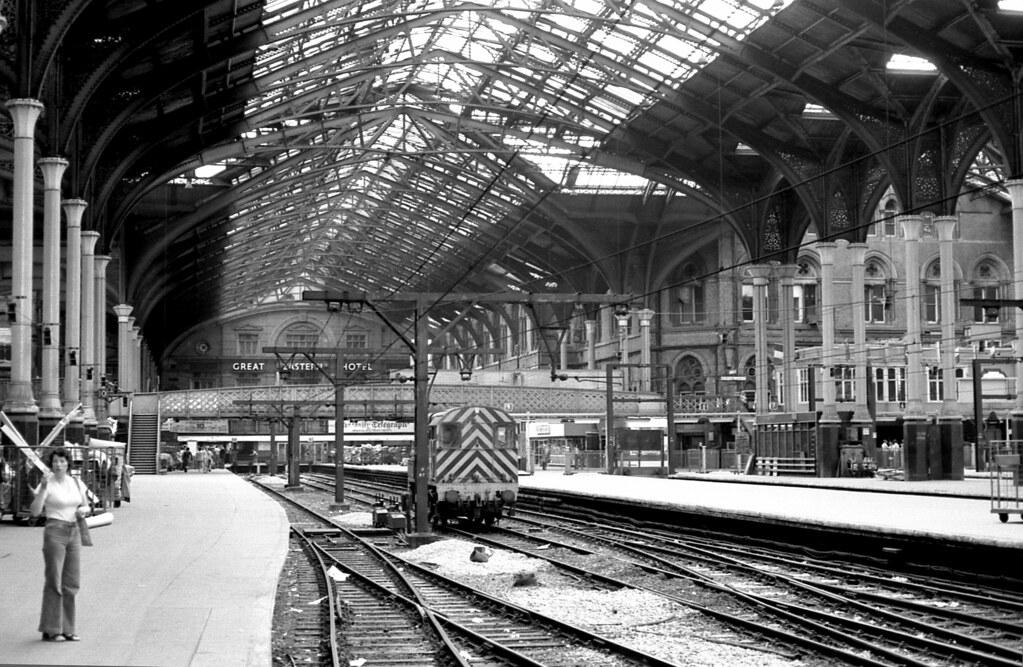 Hotel Liverpool Station London