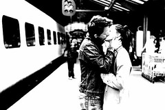 Candid Station Kiss | by Mikael Colville-Andersen