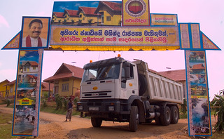 Truck Donated To Transaid Partner In Sri Lanka By IVECO | by transaid images