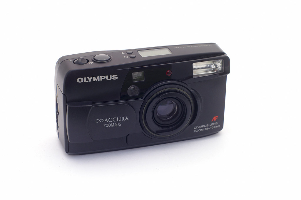 Olympus Accura Zoom 105 Manufactured Around 1998 By